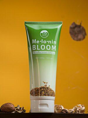 Melanin Bloom for toffee brown radiance